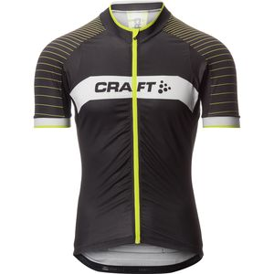 Craft Gran Fondo Short-Sleeve Jersey - Men's