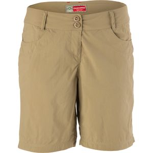 Craghoppers Nat Geo Nosilife Pro Lite Short - Women's