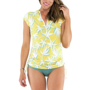 Carve Designs Dawson Short-Sleeve Rashguard - Women's