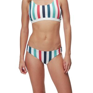 Carve Designs La Jolla Reversible Bikini Bottom - Women's