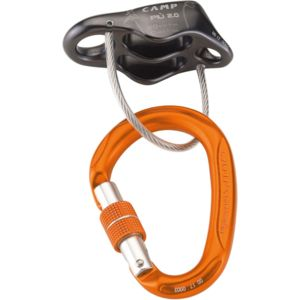 CAMP USA - Cassin Piu 2 Belay Kit