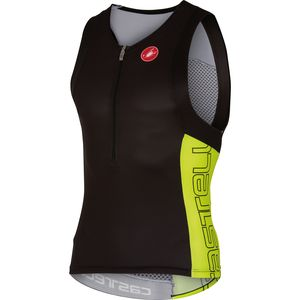 Castelli Free Tri Top - Sleeveless - Men's