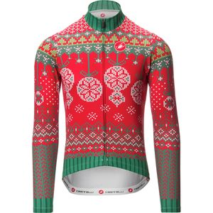 Castelli Holiday 2017 Sweater Jersey - Men's