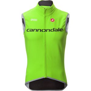 Castelli Cannondale Perfetto Vest - Men's