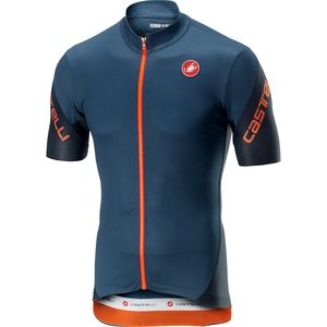 Castelli Entrata 3 Full-Zip Jersey - Men's