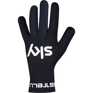 Castelli Team Sky Diluvio Glove - Men's