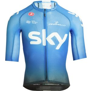 Castelli TEAM SKY Climber's 3.0 Full-Zip Jersey - Men's