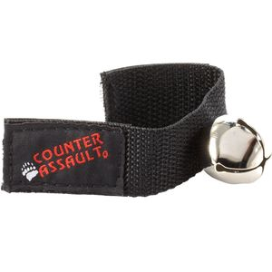 Counter Assault Bear Bells with Hook-And-Loop Strap