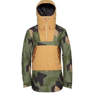 WEAR COLOUR Wear Anorak Jacket - Men's