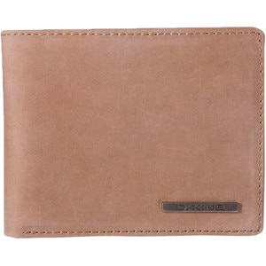 DAKINE Agent Leather Tri-Fold Wallet - Men's