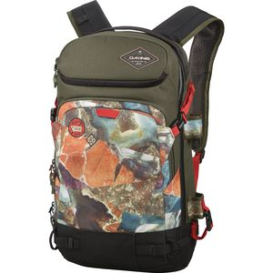 DAKINE Jason Robinson Team Heli Pro DLX 20L Backpack