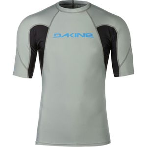 DAKINE Heavy Duty Snug Fit Short-Sleeve Rashguard - Men's