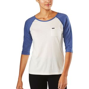 DAKINE Rikki 3/4-Sleeve Baseball T-Shirt - Women's