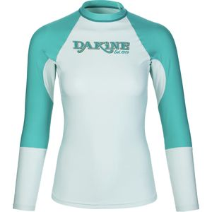 DAKINE Flow Snug-Fit Long-Sleeve Rashguard - Women's
