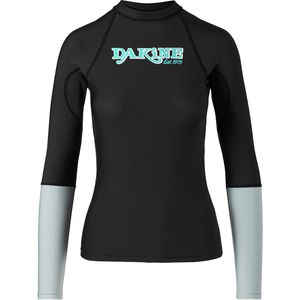 Flow Snug-Fit Long-Sleeve Rashguard - Women's