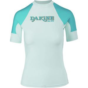 DAKINE Flow Snug-Fit Short-Sleeve Rashguard - Women's