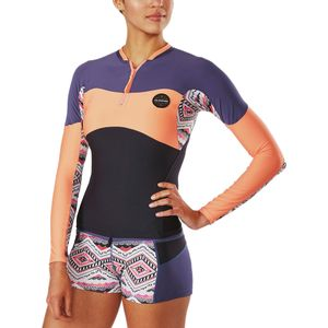 DAKINE Persuasive Snug-Fit Long-Sleeve Rashguard - Women's