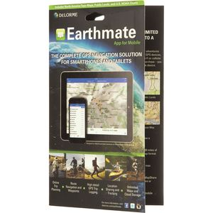 DeLorme Earthmate App for Mobile