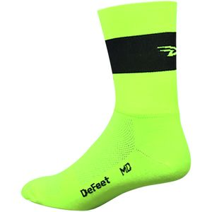 DeFeet Team DeFeet Aireator Hi-Top 5in Socks