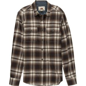 Dakota Grizzly Kendall Flannel Shirt - Men's