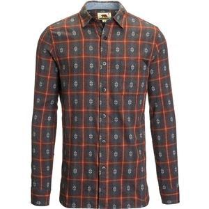 Dakota Grizzly Owen Flannel Shirt - Men's