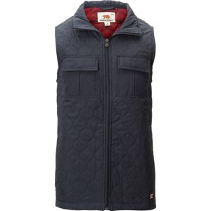 Dakota Grizzly Milo Insulated Vest - Men's