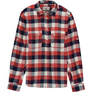 Dakota Grizzly Arlo Flannel Shirt - Men's