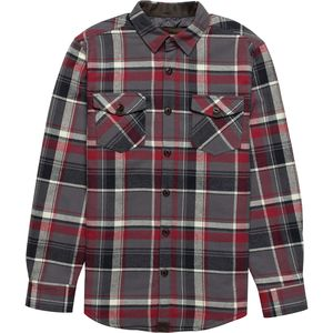 Dakota Grizzly York Flannel Shirt - Men's