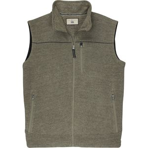 Dakota Grizzly Kirk Fleece Vest - Men's