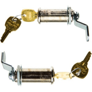 Decked Drawer Lock Set with Keys