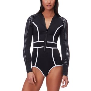 Duskii Waimea Bay Long-Sleeve Bikini Suit - Women's