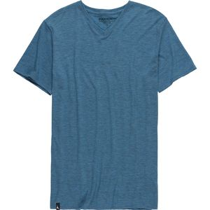 Duckworth Vapor Wool V-Neck T-Shirt - Men's