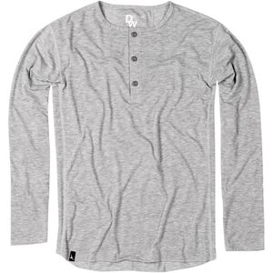 Duckworth Vapor Wool Henley Shirt - Men's