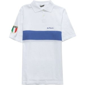 De Marchi Cotton Cycling Polo - Worlds Pack - Men's