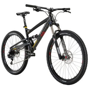 Diamondback Atroz Comp 27.5in Complete Mountain Bike - 2017