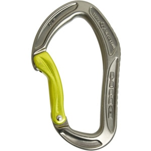 DMM Alpha Carabiner - Bent Gate
