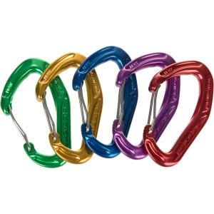 DMM Alpha Light Carabiner - 5-Pack