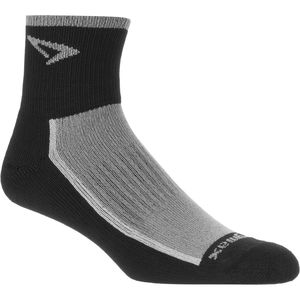 Drymax 1/4 Crew Turn Down Trail Running Sock - Women's