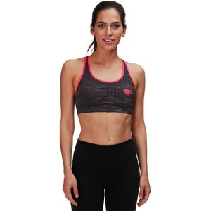 Dynafit React Camouflage Sports Bra - Women's