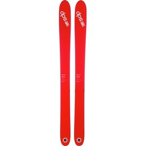 DPS Skis Lotus 124 Spoon Pure3 Ski