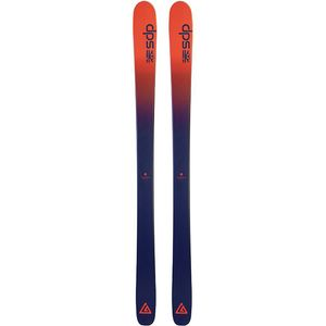 DPS Skis Uschi 87 Foundation Ski - Men's