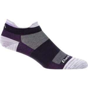 Darn Tough True Seamless No-Show Tab Ultra-Light Running Socks - Women's