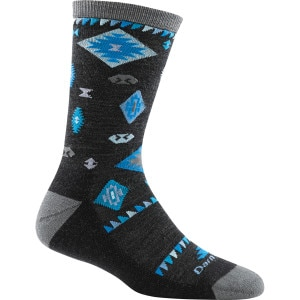 Darn Tough Merino Wool Tribal Crew Light Cushion Sock - Women's