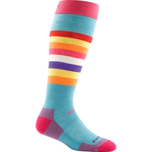 Darn Tough Merino Wool Shortcake Cushion Ski Socks - Women's