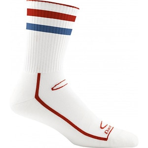 Darn Tough Dynamite Stripe Light Cushion Socks