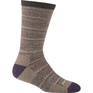 Darn Tough Pebbles Light Cushion Crew Socks - Women's