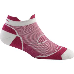 Darn Tough Double Cross Light Cushion No Show Tab Socks - Women's