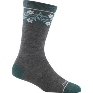 Darn Tough Garland Light Crew Sock - Women's