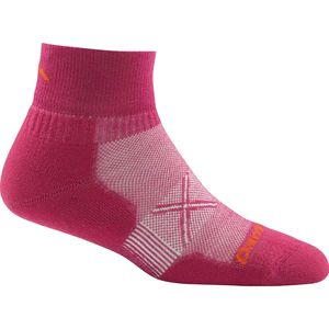 Darn Tough Vertex 1/4 Ultra Light Cushion Sock - Women's