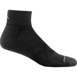 Darn Tough Vertex Solid 1/4 Ultra-Light Sock - Men's